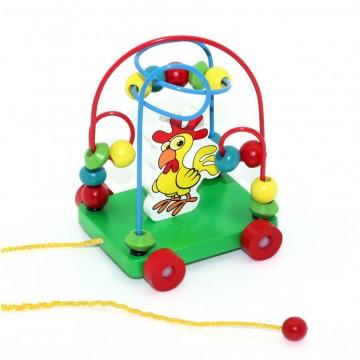 Модуль на колесиках
