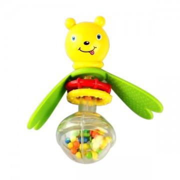 """Погремушка-прорезыватель """"Пчелка"""""""