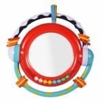 Развивающая игрушка-трансформер «Забавное зеркальце»