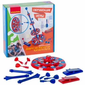 Настольная игра Дартс на магнитах «Катапульта»