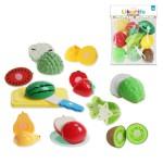 Игровой набор овощей и фруктов