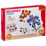 Мозаика «Роботы»