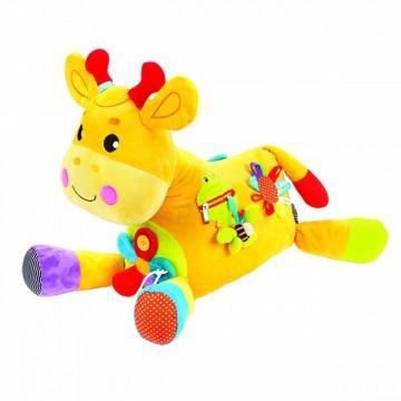 """Мультифункциональная игрушка """"Активный Жирафик"""""""