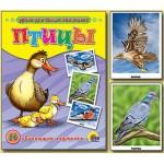 Обучающие карточки. Птицы