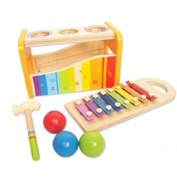 Ксилофон с шариками Hape