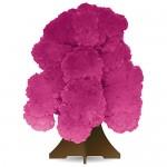 """Выращивание кристаллов """"Волшебное дерево"""" розовое"""