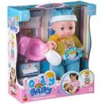 Кукла Lovely Baby озвученная с аксессуарами