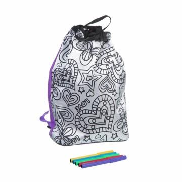 Рюкзак для раскрашивания BONDIBON