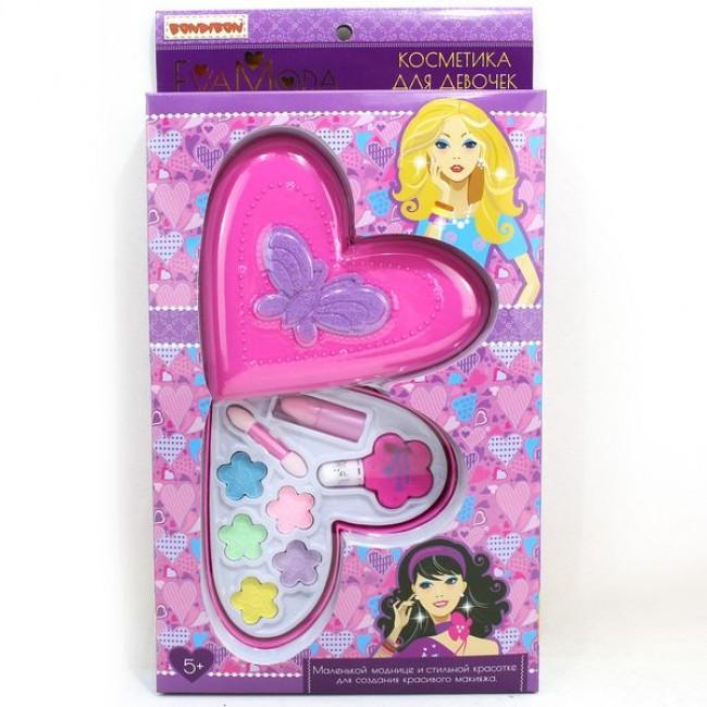 Купить набор декоративной косметики для девочки маленькая фея элизабет гранд косметика купить