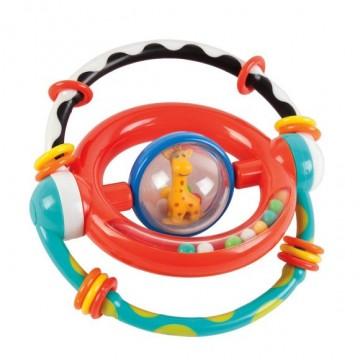 Развивающая игрушка-трансформер «Умный жирафик»