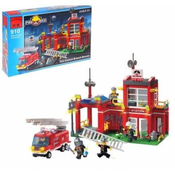 Конструктор «Пожарная станция»