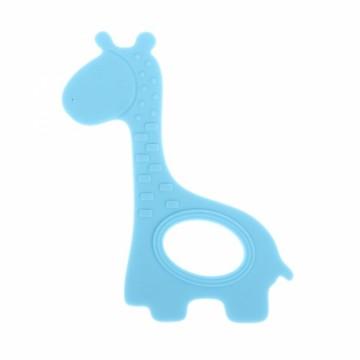 Прорезыватель силиконовый «Жирафик»