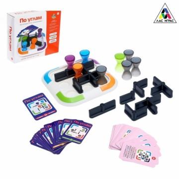 Настольная игра-головоломка на логику «По углам»