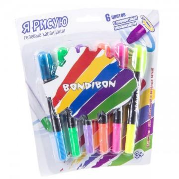 Набор гелевых карандашей