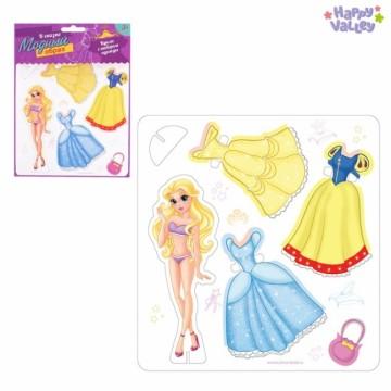 Игра одень куклу «Модный образ: в сказке»