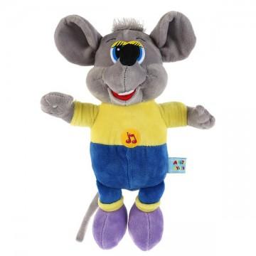 """Мягкая игрушка """"Кот Леопольд. Серый мышонок"""""""
