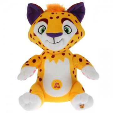 """Мягкая игрушка """"Лео и Тиг. Лео"""" 25 см"""