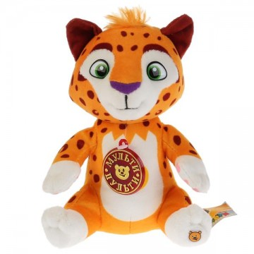 """Мягкая игрушка """"Лео и Тиг. Лео"""" 20 см"""