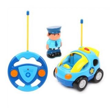 """Радиоуправляемая игрушка """"Полицейская машина"""""""