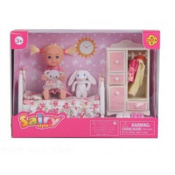 Кукла в наборе