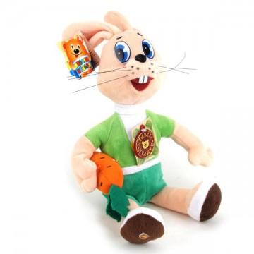 """Мягкая игрушка """"Заяц. Ну-погоди!"""""""