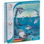 """Магнитная игра для путешествий """"Дельфинчики"""""""