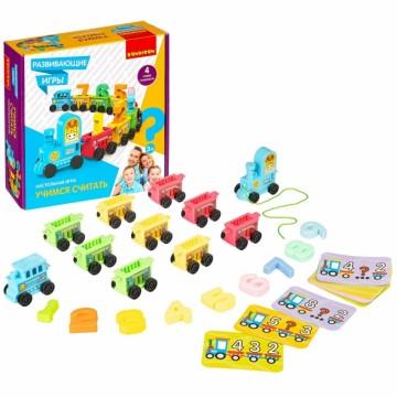 """Развивающая игрушка """"Учимся считать"""""""
