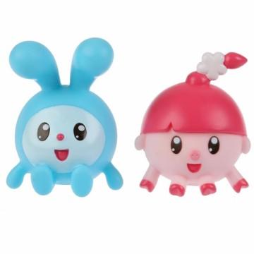 """Игрушки для купания """"Малышарики. Крошик, Нюша"""""""