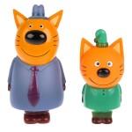 "Игрушки для купания ""Три Кота. Папа и Компот"""